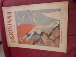 Parisiana 204   Dessins Rene Giffey - 1900 - 1949
