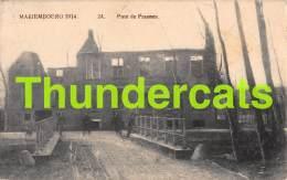 CPA  MARIEMBOURG 1914 PONT DE FRASNES - Couvin