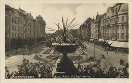 316 - 1933 Timisoara Bul. Reg. Fedinand I - TRAVELLED - Romania