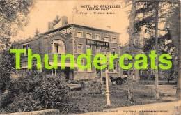 CPA HEER AGIMONT HOTEL DE BRUXELLES - Hastière