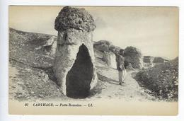 CPA Tunisie Carthage Puits Romains N° 37 - Túnez