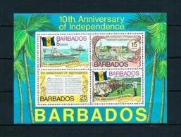 Barbados  Nº Yvert  HB-9  En Nuevo - Barbados (1966-...)