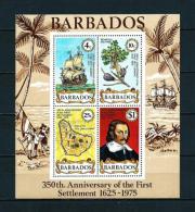 Barbados  Nº Yvert  HB-8  En Nuevo - Barbados (1966-...)
