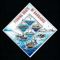 Barbados  Nº Yvert  HB-4  En Nuevo - Barbados (1966-...)