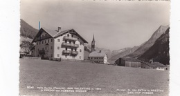 VALLE AURINA - SAN VALENTINO IN PREDOI CON ALBERGO WIESER    AUTENTICA 100% - Bolzano (Bozen)
