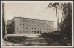 Radiumhemmet, Stockholm, C.1940s - Foto Vykort - Sweden
