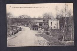 St Saint Sulpice Laurieres (87) Le Moulin De La Californie ( Animée Ed. Lepage) - Other Municipalities