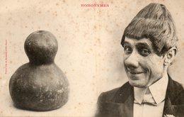 Albert Bergeret....homonymes - Bergeret