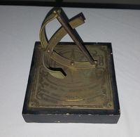 Ancien Compas De Navigation? Boussole? Magie? J. Rall Bath, Anno Dom 1685 - Technique Nautique & Instruments