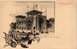 CPA PARIS EXPO 1900 Le Pavillon De La Perse (700079) - Expositions