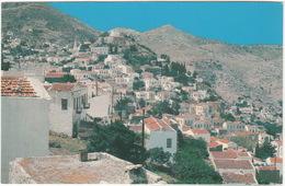 Symi - Houses On Hillside - (Greece) - Griekenland