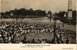 CPA PARIS La Marche De L'Almée 1904 Le Départ Place De La Concorde ND Phot (700177) - France