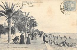 Boulevard Du Midi - Cannes