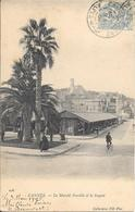 Le Marché Forville Et Le Suquet - Cannes
