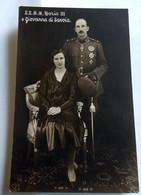 Reali Royalty Savoia S.A.R. PRINCIPESSA GIOVANNA & RE  Boris III Di Bulgaria 1931 - Königshäuser