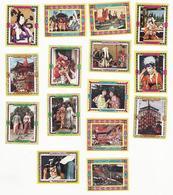 LOT Folklore Japonais  D71 - Non Classificati