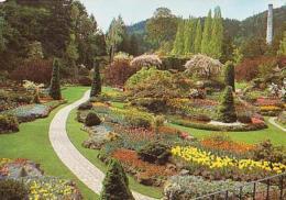 Canada        H135        Victoria.The Butcharch Gardens - Victoria