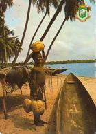 Côte D'ivoire        H14        Grand Lanou.Bord De La Lagune - Côte-d'Ivoire