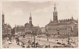 Danemark        12        Copenhague.Place De L'hôtel De Ville - Danemark
