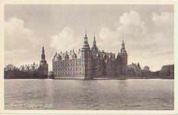 Danemark        19        Hillered ?.Frederiksborg Slot - Danemark