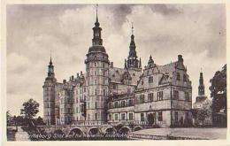 Danemark        20        Hillered ?.Frederiksborg Slot Set Fra Kanalari Indezukket - Danemark