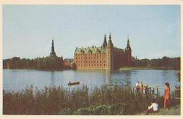 Danemark        21        Hillered.Frederiksborg Slot - Danemark