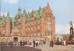 Danemark        H65        Hillerod.Frederiksborg Castle - Danemark