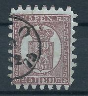 Finnland 5 Gest. - 1856-1917 Russische Verwaltung