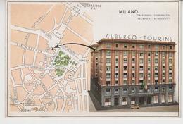 1011 / MILANO /  Albergo Ristorante  - TOURING - Milano (Milan)