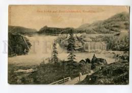 3035867 NORWAY TRONDHJEM LERFOS Power Station Vintage - Norvège