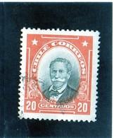 B - 1911 Cile - Manuel Bulnes Prieto - Cile
