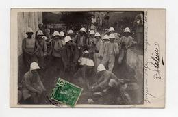 !!! INDOCHINE : TONKIN, CARTE PHOTO DE MONCAY DE 1907 - Viêt-Nam