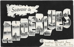 Anderlues NA7: Souvenir De Anderlues 1906 - Anderlues