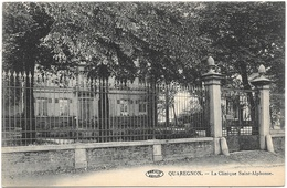 Quaregnon NA6: La Clinique Saint-Alphonse - Quaregnon