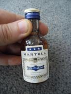MIGNONNETTE COGNAC MARTELL 40% 0,03 Litres - Miniatures