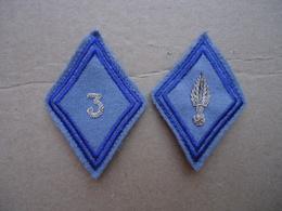 Losanges Armée Française Lot De 2 - Army