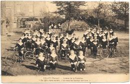 Celles NA5: Juvénat De La Visitation. De Cette Riante Volière, C'est Nous Les Heureux Oisillons 1930 - Celles