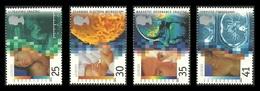 GB 1994 EUROPA MEDICAL DISCOVERIES SCANNING IMAGING SET MNH - 1952-.... (Elizabeth II)