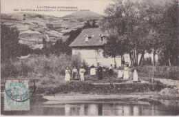 Bp - Cpa SAINTE MARGUERITE - L'Etablissement Thermal - France