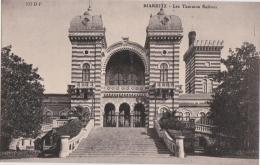 Bp - Cpa BIARRITZ - Les Thermes Salines - Biarritz