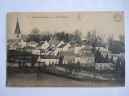 Court-Saint-Etienne Vue Générale Collection Bertels Circulée 1912 - Court-Saint-Etienne