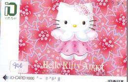 Carte Prepayee HELLO KITTY (900) KAT CAT CHAT Katze Prepaid Card - Stripverhalen