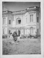 CARTE PHOTO ALLEMANDE  SPA   1918   CHATEAU DE LA FRAINEUSE  ?    SERVICE DE TRANSMISSIONS COMMISSION D'ARMISTICE - Spa