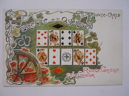 "Monte-Carlo - ""Trente Et Quarante "" Par G. Colombo - Monaco"