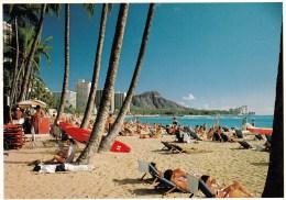 Waikiki Beach, Honolulu, Hawaii Unused - Honolulu