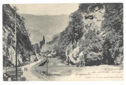 38 Allevard Les Bains, Les Grottes (3894) - Allevard