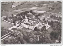 CPSM - DOURGNE - Abbaye De Ste-Scholastique - Vue Panoramique Aérienne - Ed. CIM N° 5 - Dourgne