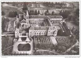 CPSM - DOURGNE - Abbaye De Ste-Scholastique ( Côté Ouest ) - Vue Aérienne - Ed. CIM N° 4 - Dourgne