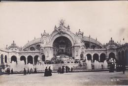 MINI PHOTO---RARE---PARIS 1900 Exposition--collection FELIX POTIN---N° 53--château D'eau---voir 2 Scans - Lieux