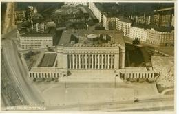 Helsingfors (Helsinki); Eduskantalo (Parliament House) - Not Circulated. Ilmakuva. Aerial View. - Finland